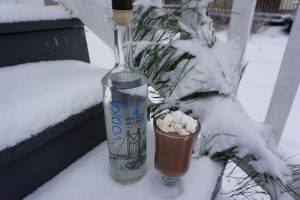 Vodka Hot Chocolate