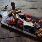 Distiller's Slate of Meats and Cheeses