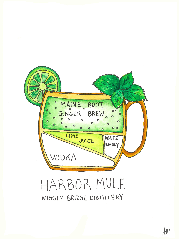 Harbor Mule