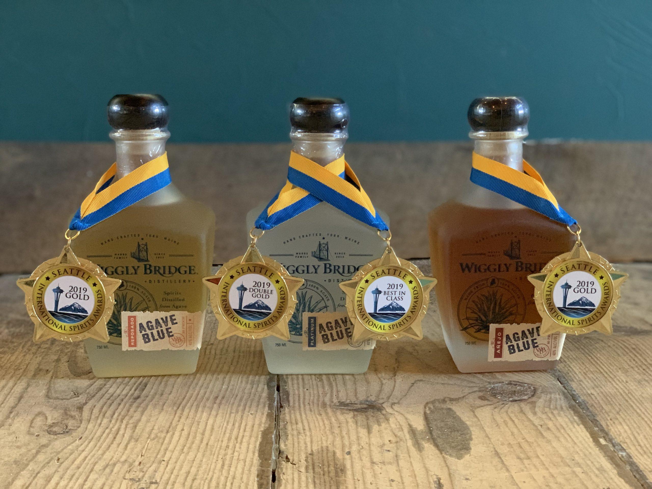 award winning agave tequila