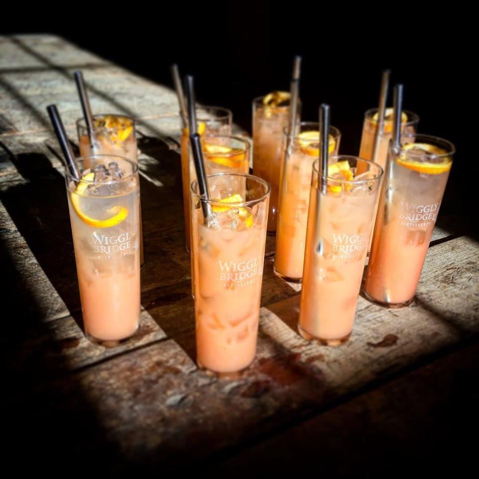 grapefruit gin gimlet