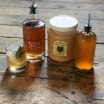 hibernating honeybear, bourbon, sage, honey
